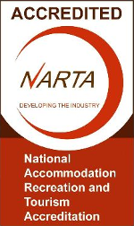 NARTA accreditated
